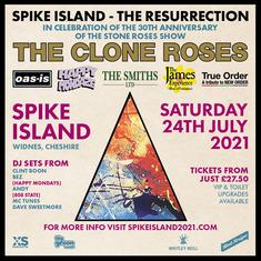 Spike Island - The Resurrection Tickets
