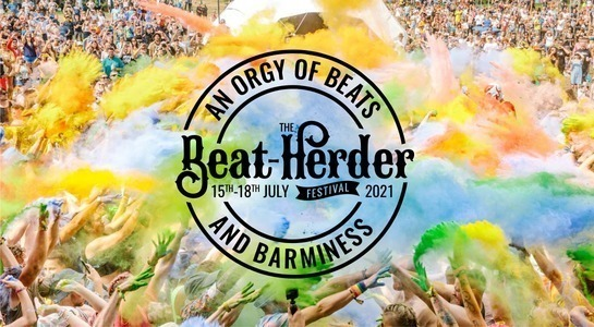 Beat-Herder 2021 - 3 Day Weekend 3 Month PP
