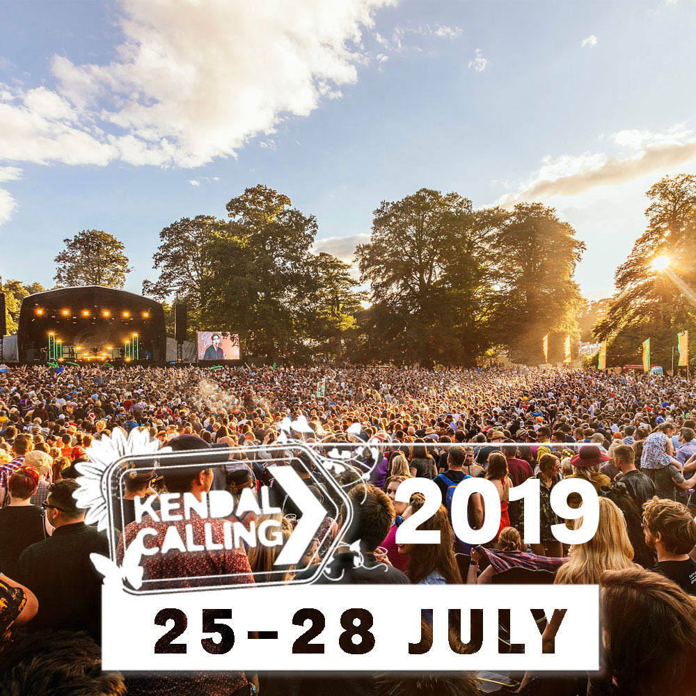 Kendal Calling 2019 - 10 Month Payment Plan