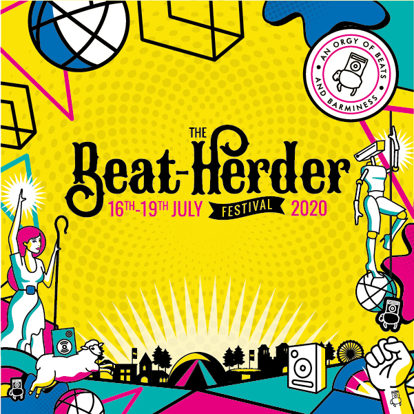 The Beatherder Festival - 4 day weekend ticket