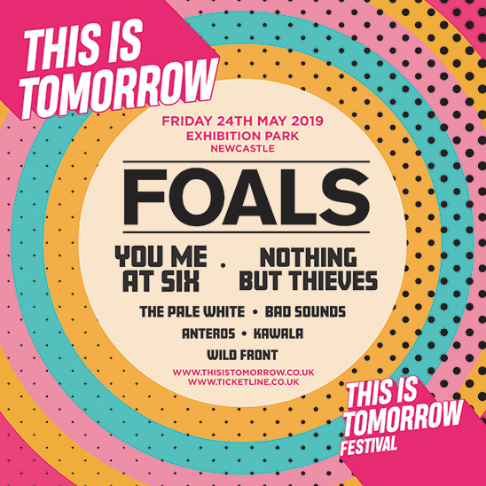 This is Tomorrow - 3 Day Ticket [Weekend]