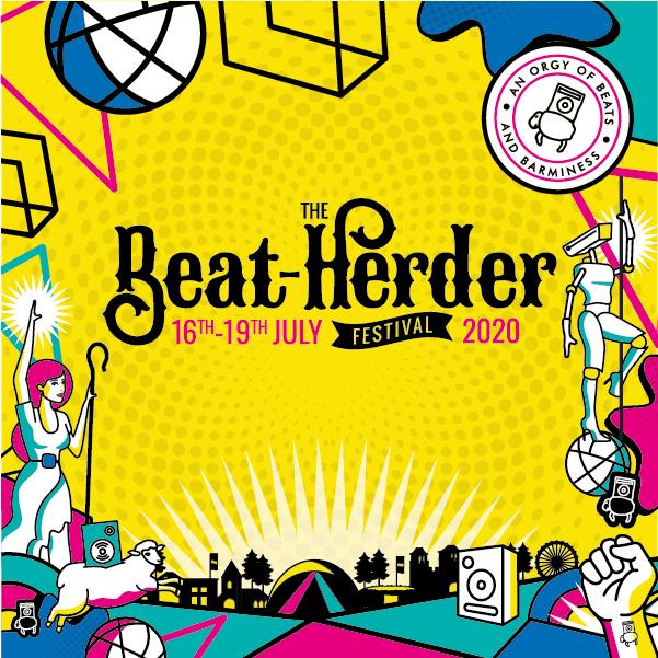 beatherder 4 day ticket