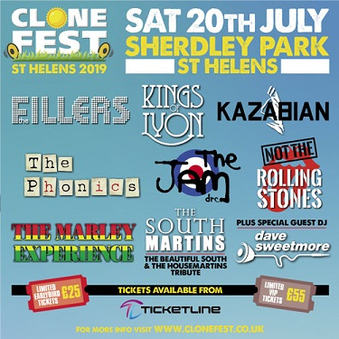 Clonefest 2019 - VIP