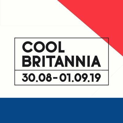 Cool Britannia - Weekend Only - Payment Plan