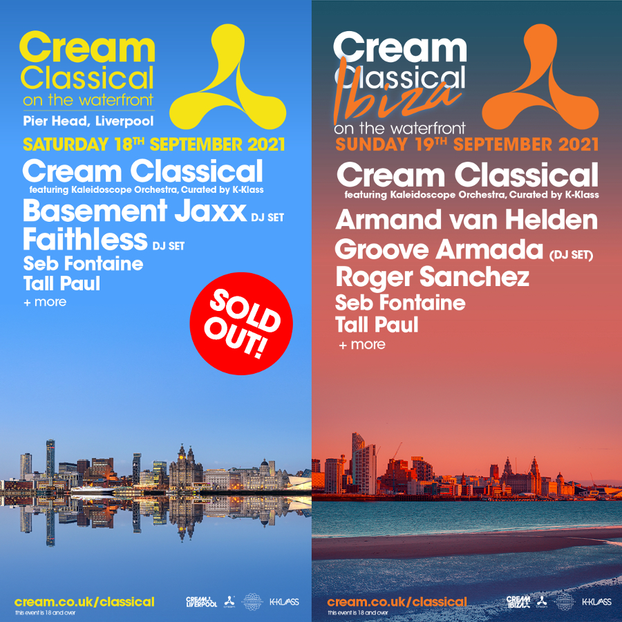 Cream Classical Ibiza On The Water Front