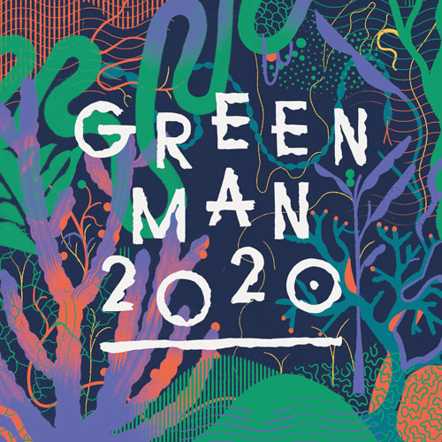 Green Man 2020 adult festival ticket and car park
